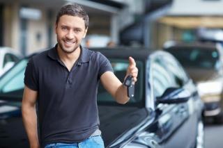 Kupovina auta u ime druge osobe