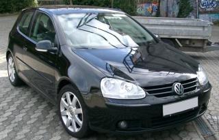 VW Golf V trza