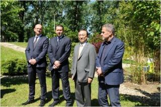 Toyota podržala sadnju japanskog vrta u Zagrebu