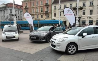 Citroën i DS na Zagrebačkom energetskom tjednu