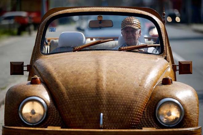 Neobična VW Buba