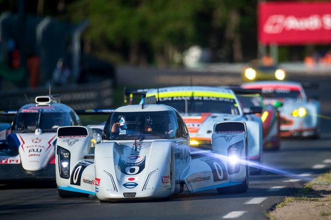 Nissan Zeod RC postigao 300 km/h na ravnom dijelu Mulsanne staze u Le Mansu