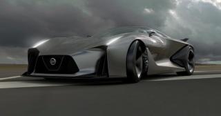 Nissan i Playstation otkrivaju viziju budućnosti
