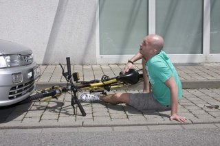 Kako nadoknaditi štetu u prometnoj nezgodi s biciklistom?