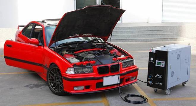 Čišćenje motora od ugljikovih naslaga