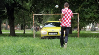 Citroën C4 CACTUS DRIVE LIVE – najluđa test vožnja u Hrvatskoj!