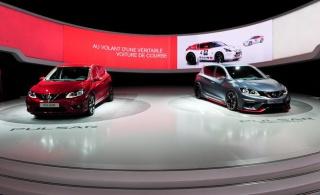 Novi Pulsar i Nismo glavne su zvijezde Nissanove iznimno raznolike ponude u Parizu