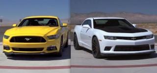 Okršaj američkih mišića: Mustang GT ili Camaro SS?