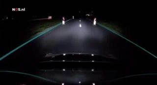 Prva autocesta koja svijetli u mraku otvorena u Nizozemskoj
