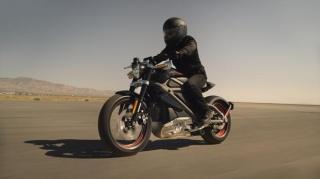 Europsko otkrivanje Harley-Davidson projekta Livewire na EICMA moto show-u