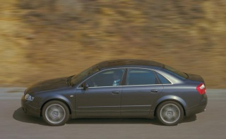 Problem s paljenjem Audija A4