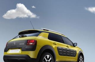 """Citroën C4 Cactus osvojio je nagradu """"Kompakt Godine """" u izboru časopisa  BBC TopGear"""