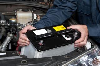 Amperaža za akumulator Renault Scenica