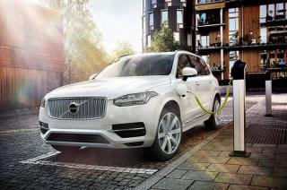 Volvo detaljnije predstavio XC90 T8 Plug-in Hybrid