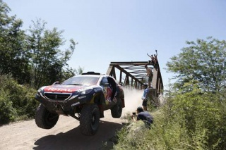 Tim Peugeot-Total: usredotočen na utrku