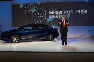Toyota daje više od 5.600 patenata za korištenje bez naknade