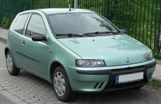 Fiat Punto gubi rashladnu tekućinu