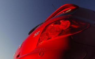 Na Peugeotu 307 zablokirala zadnja vrata