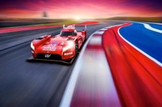 Nissan tijekom Super Bowla predstavio izazivača za utrke serije Le Mans