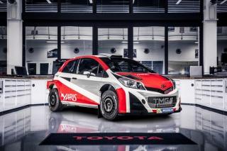 Povratak Toyote Motorsport u WRC