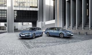 Novi Auris pridružuje se Avensisu na pozornici u Ženevi