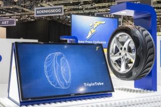 Goodyear na ženevskome sajmu predstavlja dva revolucionarna modela konceptnih guma