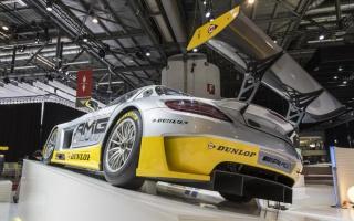 Nastavak suradnje Dunlopa s Mercedes-Benzom i novi modeli trkaćih guma