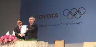 Toyota postala TOP partner Međunarodnog olimpijskog odbora