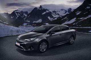 Novi Toyota Avensis - Prestiž, udobnost i efikasnost