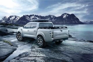 Renault predstavlja pick-up ALASKAN Koncept