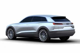 Najnoviji Audijev koncept: Električni Q6 e-tron SUV