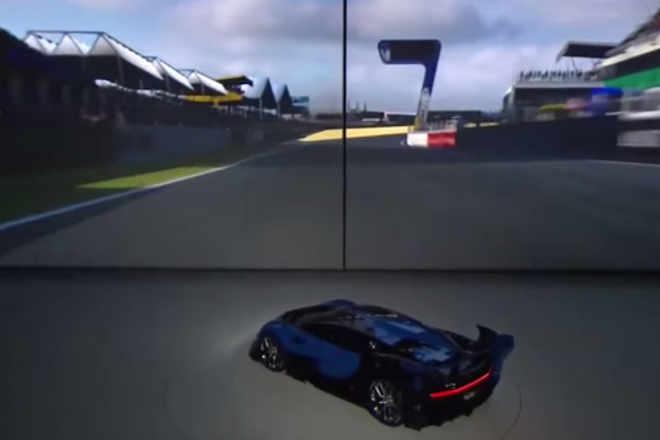 Iz video igre u stvarnost: Bugatti stvorio auto iz Gran Turisma