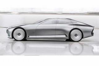 Mercedes-Benz sprema 'drugačijeg' konkurenta teslinom Modelu S