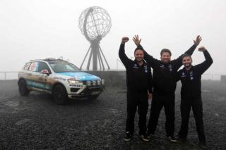 Rainer Zietlow i Goodyear postavili novi svjetski rekord: u devet dana iz Južne Afrike do Norveške