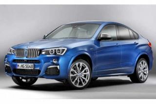 Novi BMW X4 M40i ubrzava do stotke ispod pet sekundi
