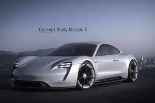 Električni Porsche: Pogledajte Mission E iznutra i izvana