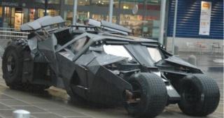 Batmobil Tumbler na prodaju