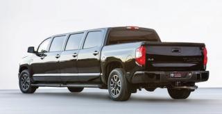 Toyota Tundrasine - Evo što se dogodi kada spojite pick up i limuzinu