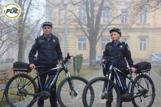 Prvi električni bicikli za kontakt - policajce u Policijskoj upravi zagrebačkoj