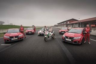 """Honda objavila novi """"360 stupanjski"""" film u kojoj glavnu ulogu ima Civic Type R"""