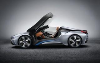 Njemački batmobile: BMW i8 Spyder uskoro kreće u serijsku proizvodnju