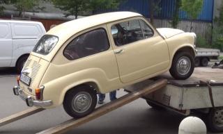 Pogledajte starog fićeka u situaciji u kojoj se ne bi snašli ni puno mlađi auti