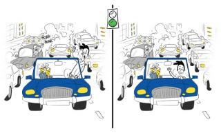 Rezultati ispitivanja: agresivno ponašanje na cesti ima lančani učinak