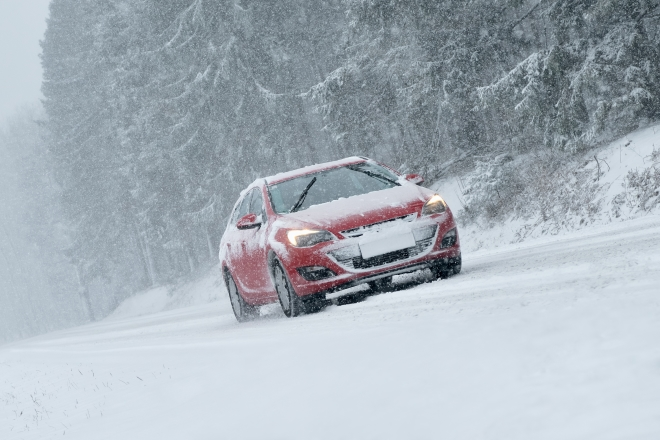 Kako voziti u zimskim uvjetima