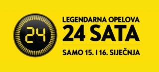 Legendarna Opelova 24 sata