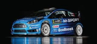 M-Sport predstavio nove boje za 2016.