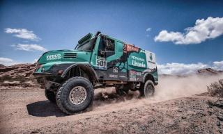 Pobjedu na utrci Dakar 2016 uz pomoć Goodyearovih guma osvojila ekipa De Rooy