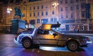 Glavni zagrebački trg teleportiran iz budućnosti u prošlost