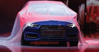 Audi A4 je Croauto 2016!