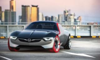 Sportski dvosjed iz budućnosti bez ručki i retrovizora - Opel GT